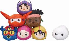 With Tsum Tsums being released on a monthly basis, collectors will be very excited to see the first previews of the upcoming Big Hero 6 Tsum Tsum set.  The initial information we have received is the set will be released in Japan on March 3. The set will include: Nurse Baymax, Armor Baymax, Honey Lemon, Go-Go […]