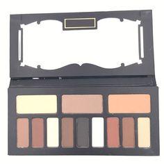 KAT VON D 12 Colour Contour Kit Shade & Light Eye Contour Palette Matte Lasting Waterproof Makeup Set