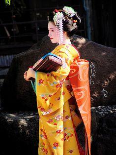 舞妓: Kyoto #Style, #Japan: by EnricX