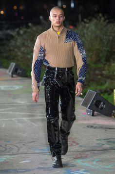 Male Fashion Trends: GmbH Fall-Winter 2018-2019 | Paris Fashion Week