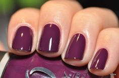 Orly - Plum Noir- I LOVE this color!