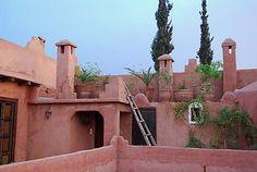 adobe style home