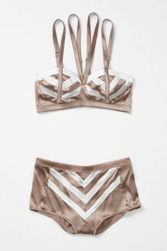 Copper Angle Set. Wait. Swimming suit or lingerie? Well it's amazing in any case.