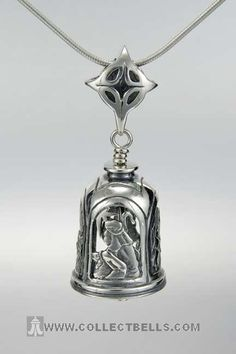 """Truly a work of art that depicts the ''reason for the season'', this piece of sterling silver jewelry is something you will treasure for years. This necklace comes with a story card that reads: """"Truly a work of art that fittingly depicts the birth of God's beloved son. The bail represents the star of Bethlehem, while four scenes portray Mary & Joseph's search for shelter, a shepherd, a wise man following the star and baby Jesus in a manger."""""""