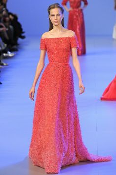 Foto ESCL2014 - Elie Saab Couture  #Spring 2014 (1) - Shows - Fashion - VOGUE Nederland