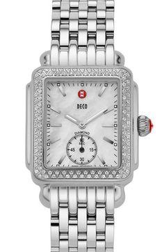 gorgeous michele watch