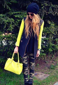 Yellow addict! | Chicisimo