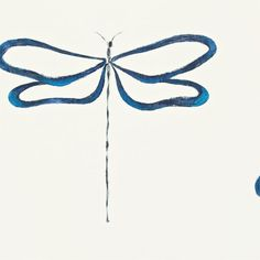 Shop for Wallpaper at Style Library: Dragonfly by Scion. A dramatic statement wallpaper design of a painterly dragonfly with a simple sketched body and. Wild Animal Wallpaper, Print Wallpaper, Fabric Wallpaper, Wallpaper Roll, Dragonfly Wallpaper, Indigo, Elephant Images, Painted Rug, Plains Background