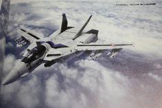 VF-1 Valkyrie Mach 2.71 Fighter