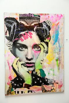 Beyond Banksy Project / Dain