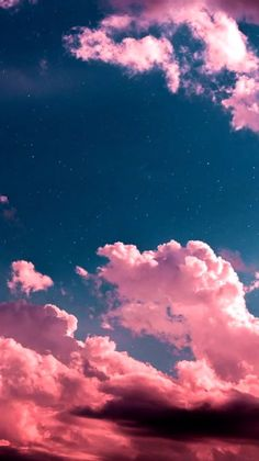 Pink Clouds Sky You are in the right place about Wallpaper Preto florido Here we offer you Night Sky Wallpaper, Cloud Wallpaper, Tumblr Wallpaper, Nature Wallpaper, Plan Wallpaper, Retro Wallpaper, Kawaii Wallpaper, Disney Wallpaper, Screen Wallpaper
