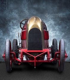 Goodwood - Goodwood Greats: Fiat S76 - The Beast of Turin
