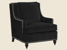 Lexington Upholstery Palos Verdes Chair - Lexington Home Brands