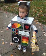 Robot Homemade Costume
