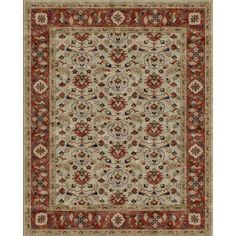 Due Process Stable Trading Co Meshed Hand-Tufted Sand/Clay Area Rug Rug Size: Square 8'