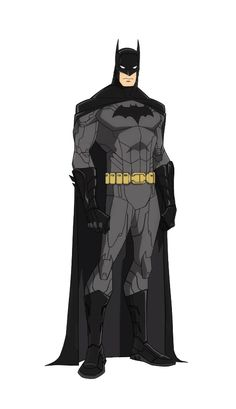 New 52 Batman by tumatae
