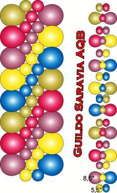 Balloon Tower, Balloon Columns, Balloon Wall, Balloon Arch, Balloon Garland, Balloon Arrangements, Balloon Centerpieces, Balloon Template, Deco Ballon