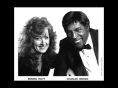 "Bonnie Raitt & Charles Brown - 'Merry Christmas, Baby' ... from the album ""A Very Special Christmas, Vol. 2"" - YouTube"