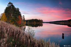 Taivalalanen, Suomussalmi Lappland, Scandinavian Countries, Bucket List Destinations, Midnight Sun, Wild Nature, Norway, Sunrise, Beautiful Pictures, Country Roads