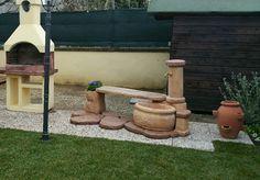 Fontanella Da Giardino In Mattoni : Fantastiche immagini su realizzazioni fontane da giardino nel
