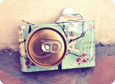 #transformation #green #tea #camera #spool