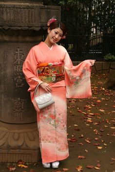 Kimono Model | Flickr - Photo Sharing!