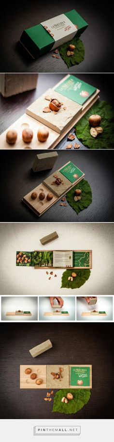 Packaging of the World is a package design inspiration archive showcasing the best, most interesting and creative work worldwide. Menu Design, Food Design, Branding Design, Clever Packaging, Brand Packaging, Beautiful Lettering, Chocolate Packaging, Packaging Design Inspiration, Creative Logo