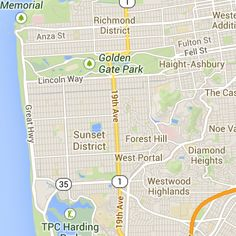 49 square miles of food in San Francisco - Google Maps