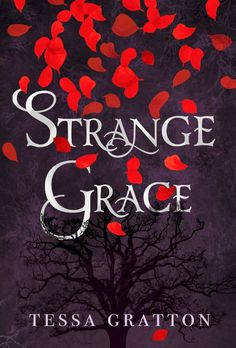 #CoverReveal Strange Grace by Tessa Gratton