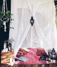 Cute corners and reading nooks