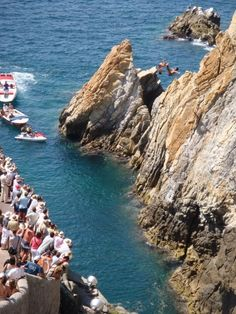 Watch the cliff divers in Alcapulco.  Fun but no desire to go back!