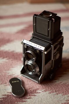 Mamiya C3 TLR Medium Format Twin Lens Reflex Camera by danophoto, $250.00