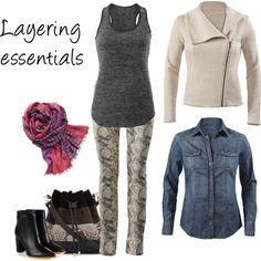"""Layering Essentials"" www.julietreece.cabionline.com"
