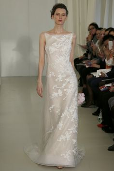 Really, Really Pretty Wedding Dresses from the Spring Bridal Shows: Angel Sanchez