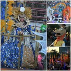 Sábado de Carnaval en la cinta costera ,Panamá. ❤🌟🌠