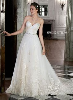 Maggie Bridal by Maggie Sottero Dress Lauralee-5MS164 | Terry Costa Dallas