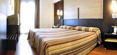 Habitaciones dobles en el Hotel Catalonia Aragón para que descanses. http://www.hoteles-catalonia.com/es/nuestros_hoteles/europa/espanya/catalunya/barcelona/hotel_catalonia_aragon/index.jsp