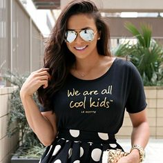We are all cool kids. What's your favorite motto?