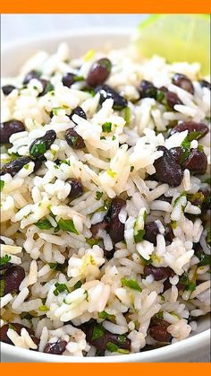Side Dish Recipes, Veggie Recipes, Mexican Food Recipes, Vegetarian Rice Recipes, Dinner Recipes, Cooking Recipes, Healthy Recipes, Rice Side Dishes, Vegetable Dishes