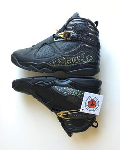 """Today is the last day to sign up for the """"Championship Pack"""" Air Jordan 8! Be sure to visit your closest location #AJ8 #BeElite #SHOPatSPZN"""