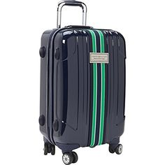 Carry-on Luggage Collections | Tommy Hilfiger Santa Monica CarryOn Navy One Size -- You can find more details by visiting the image link. Note:It is Affiliate Link to Amazon.