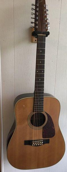 Fender F 330 Twelve 12 String Acoustic Guitar MIK