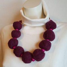 by itu ( Itu, Crochet Necklace, Helmet, Jewelry, Instagram, Crochet Collar, Jewellery Making, Jewerly, Hockey Helmet