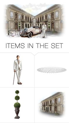 """""""Ol' Sport"""" by ebbyinez ❤ liked on Polyvore featuring art"""