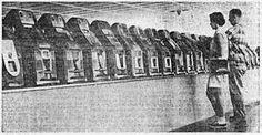 """Happyland"" Slot Machines at Marshall Hall Park."