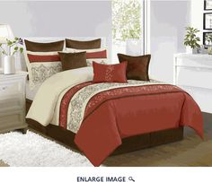 guess bedroom - better homes and gardens comforter set collection