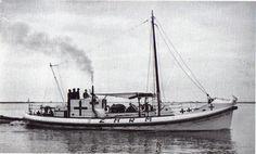 Reddingboot tijdens de Oorlog