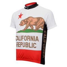 Product: Performance California Short Sleeve Jersey