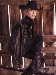 "Nicole Kidman "" Lion Heart "" by Will Davidson Vogue Australia January 2017"