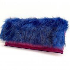 Nº 408 Fur Pink&Blue